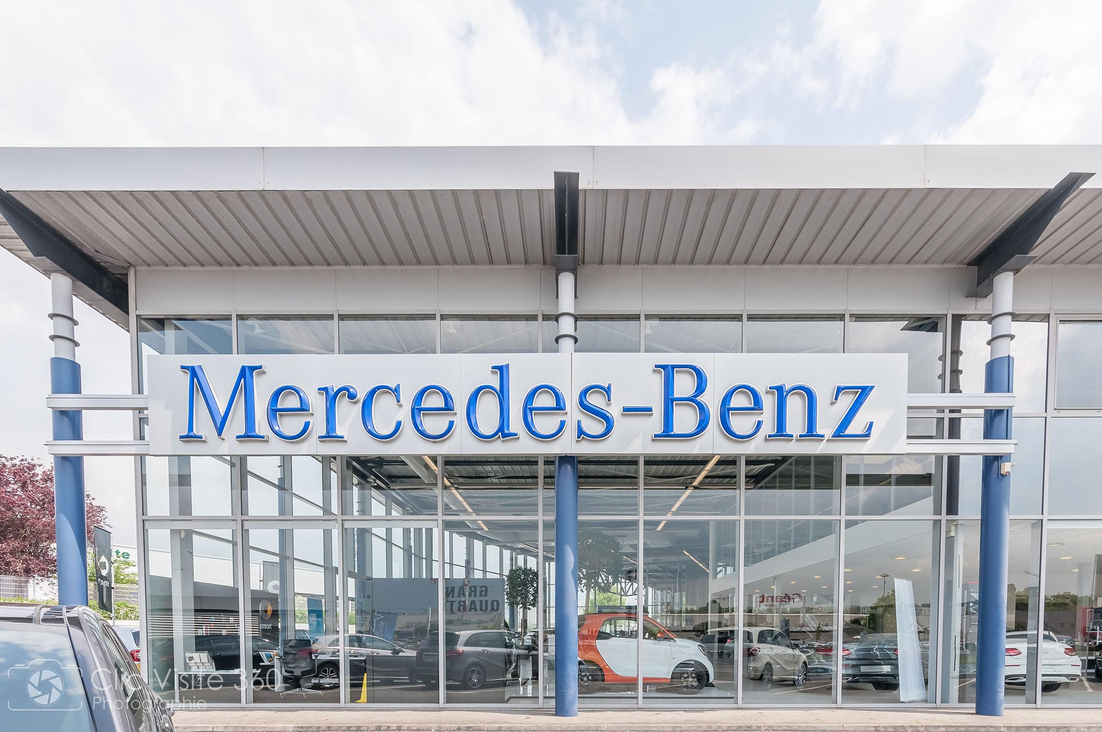 Delourmel Mercedes-Benz Rennes
